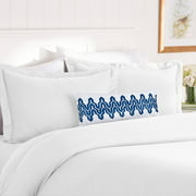Celine Linen  Duvet Cover Ever! 1500 Thread Count Egyptian Quality WRINKLE FREE 2-Piece Duvet Cover Set , Twin/Twin XL, White