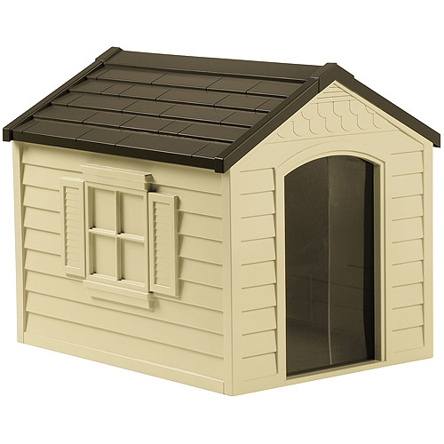 Suncast Deluxe Dog House, DH250