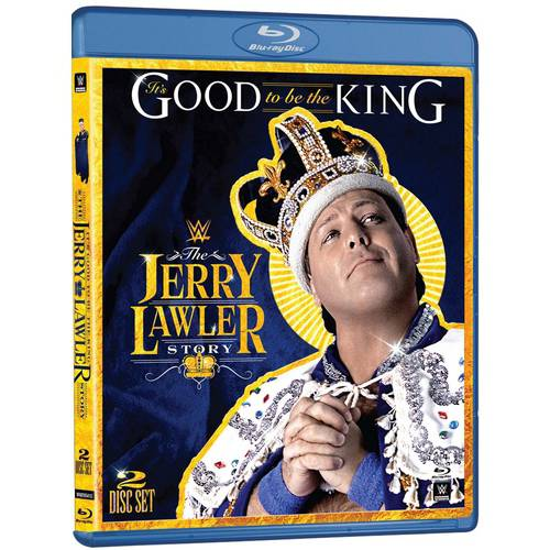 WWE: It's Good To Be The King: The Jerry Lawler Story (Blu-ray) (Widescreen) by WARNER HOME VIDEO