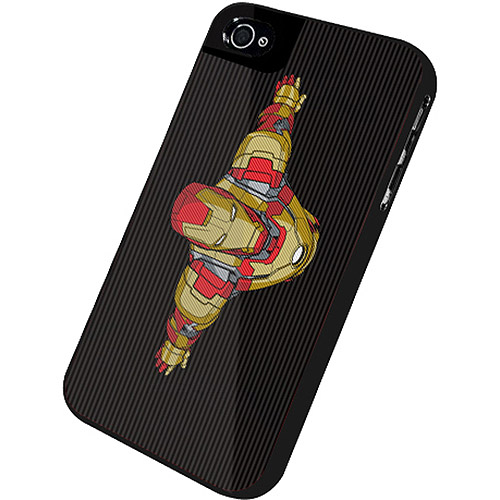 Marvel Iron Man 3D Case for Apple iPhone 5