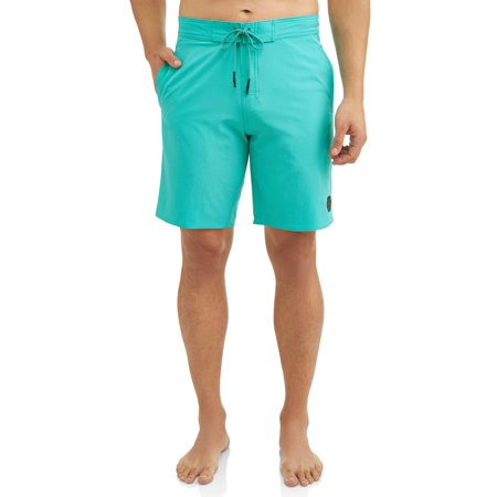 George Men's Solid 9-Inch Boardshort