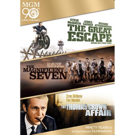 The Great Escape / The Magnificent Seven / The Thomas Crown Affair - Great Escape Halloween 2017