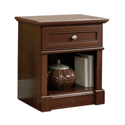 Sauder Palladia Traditional Nightstand, Multiple Finishes