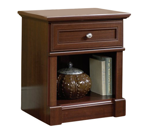 Sauder Palladia Nightstand, Multiple Finishes