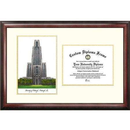 university of pittsburgh 85 x 11 scholar diploma frame - Diploma Frames Walmart