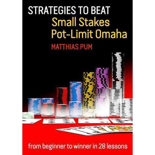 pot limit omaha strategy help