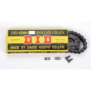 D.I.D. 428H x 100 428 H Heavy Duty Standard Chain