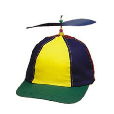 64a49451 Adult Propeller Cap Jacobson Hat 14574 - Walmart.com
