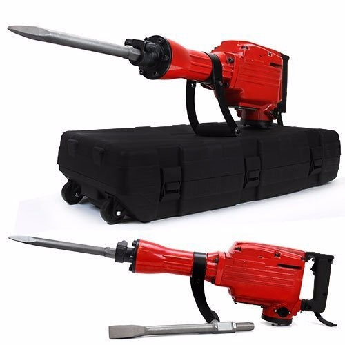 2200W Electric Jack Hammer Concrete Demolition Chisel Bit