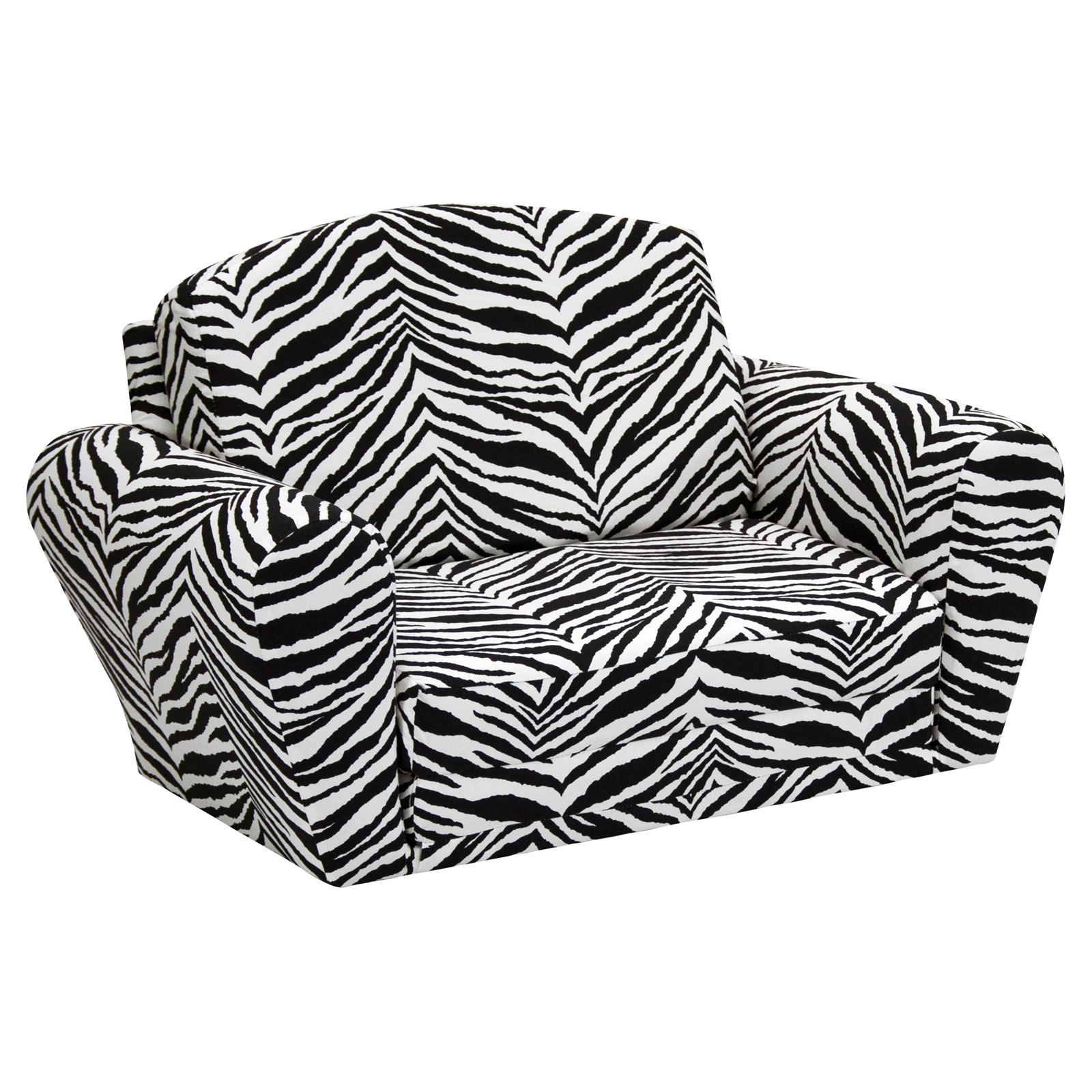 Tunisia Black White Sleepover Sofa