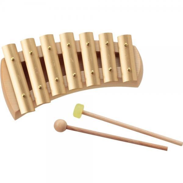 Auris Glockenspiel 7 Tone Pentatonic by