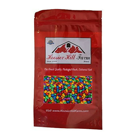 Hoosier Hill Farm Chocolate Covered and Candy Coated Sunflower Seeds, 1.5 lbs zippered bag (Chocolate Sunflower Seeds)