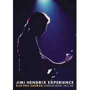 Jimi Hendrix Jimi Hendrix: Electric Church [DVD] by