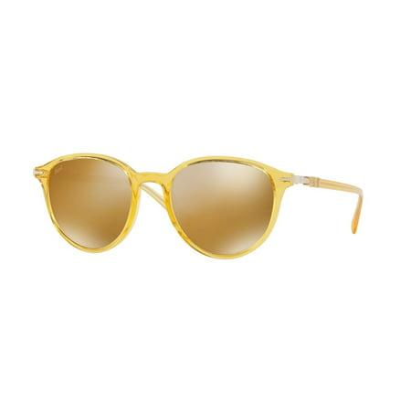 b6ac80fad709 Persol - Authentic Persol Sunglasses PO3169S 1049/W4 Yellow Frames Brown  Mirror Lens 50MM