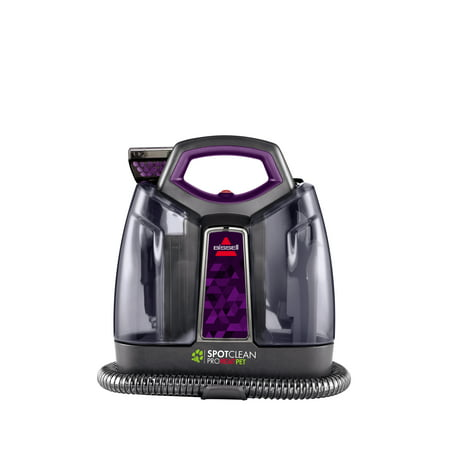 bissell pet carpet cleaner instructions