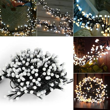 Decorative Lights, Fairy String Lights 400 LED 10 Ft for (Best Led Case Lights)
