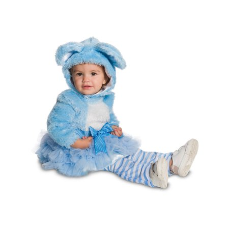 Baby Blue Bear Costume - Bear Costumes For Babies