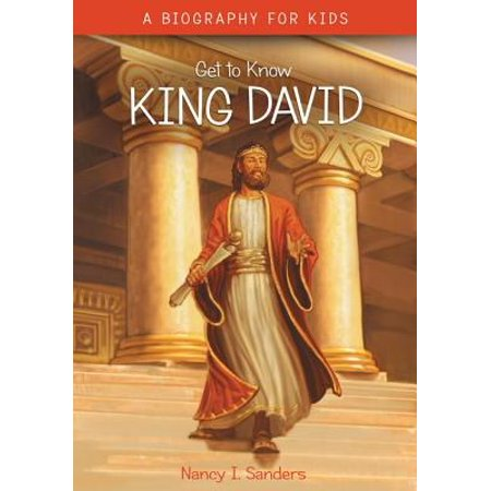 Get to Know: King David - David King Small Flap