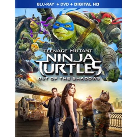 Teenage Mutant Ninja Turtles: Out of the Shadows (Best Old Nickelodeon Shows)