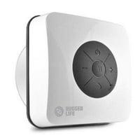 Ematic RuggedLife Bluetooth Shower Speaker and Speakerphone