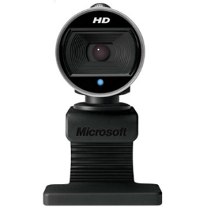 Microsoft LifeCam 6CH-00001 Webcam - 30 fps - USB 2.0 - 1280 x 720 Video - CMOS Sensor