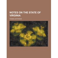 Notes on the State of Virginia (Paperback)