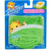 Zhu Zhu Pets Hamster Bed, Green