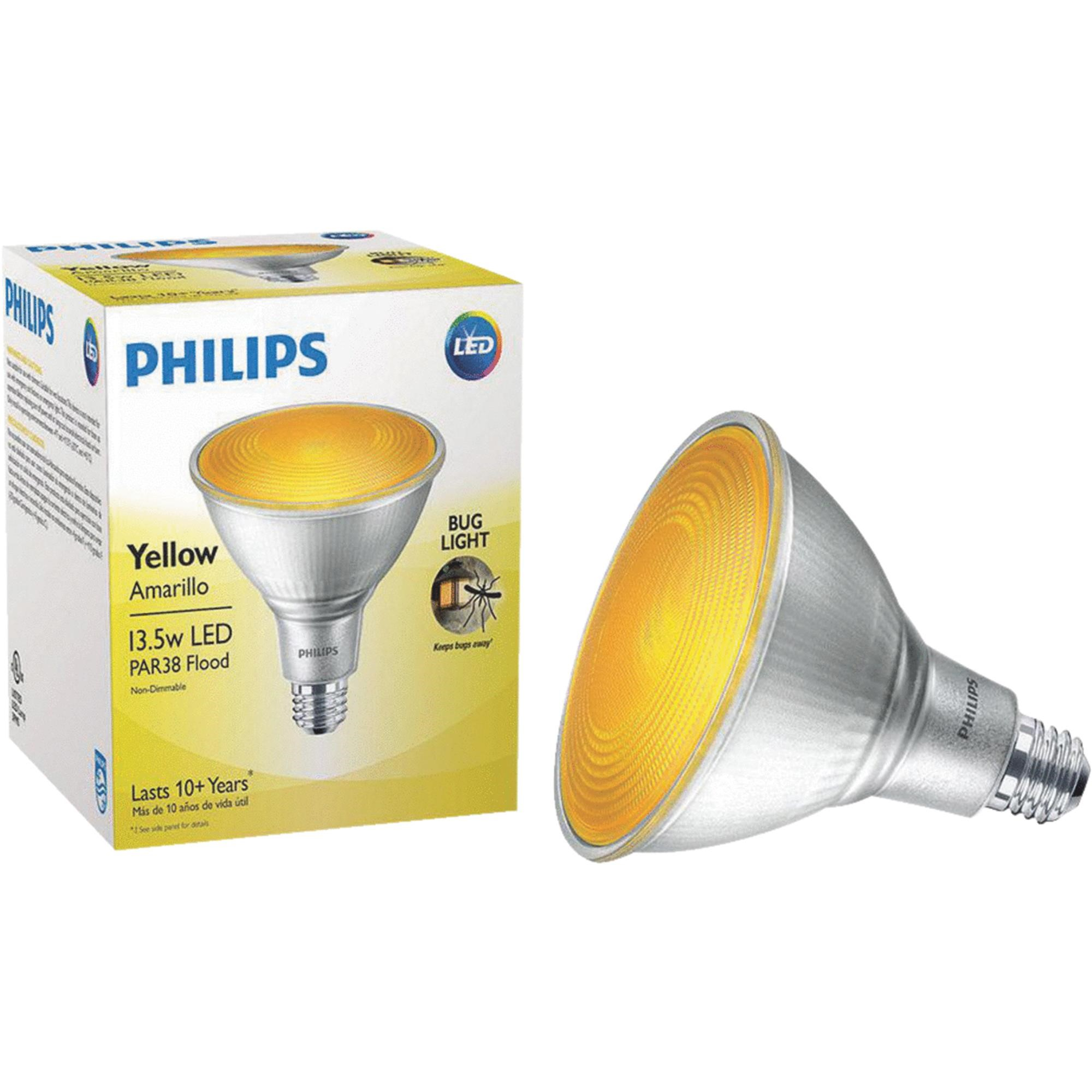 Philips PAR38 Medium LED Bug Light Bulb