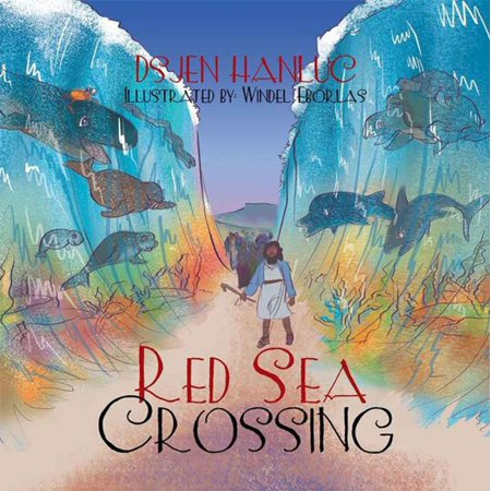 Red Sea Crossing - eBook (The Crossing Of The Red Sea Poussin)
