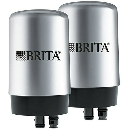 Brita Faucet Replacement Filters 2 Pack Walmart Com