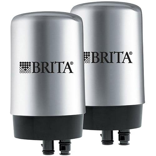 Brita Faucet Replacement Filters, 2 Pack