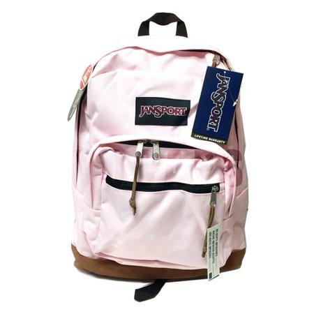 JanSport Right Pack School Backpack Pink Brush 15\
