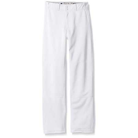 Boys Mako II Pants, White, Small, 100% Polyester By Easton from USA