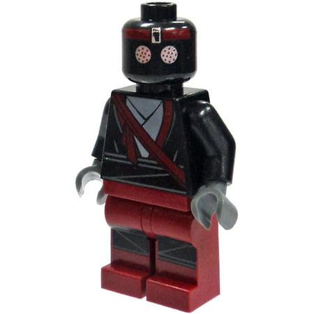 LEGO Teenage Mutant Ninja Turtles Loose Foot Soldier Minifigure [Loose] ()