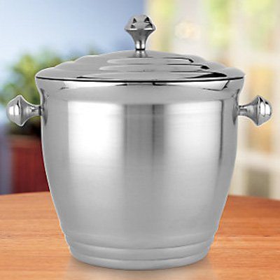 Lenox Tuscany Classics Stainless Ice Bucket](Big Ice Bucket)