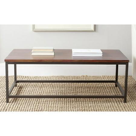 24 X 24 Coffee Table.Safavieh Alec Ash Grey Coffee Table 48 X 24 X 17 7
