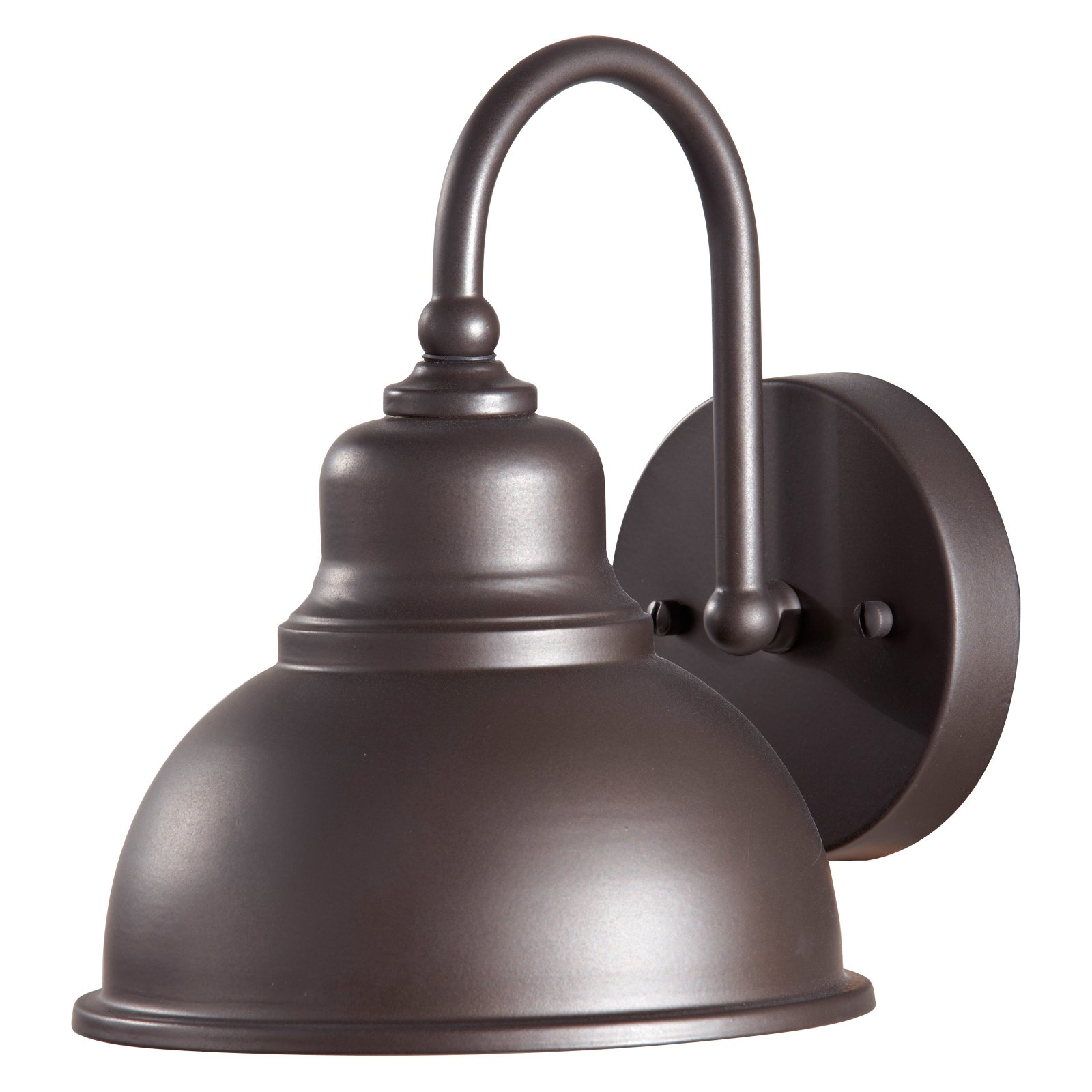 Feiss Darby Outdoor Wall Lantern - 7.5W in. Oil Rubbed Bronze