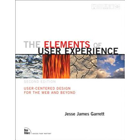 The Elements of User Experience: User-Centered Design for the Web and (Jakobs Law Of The Web User Experience)