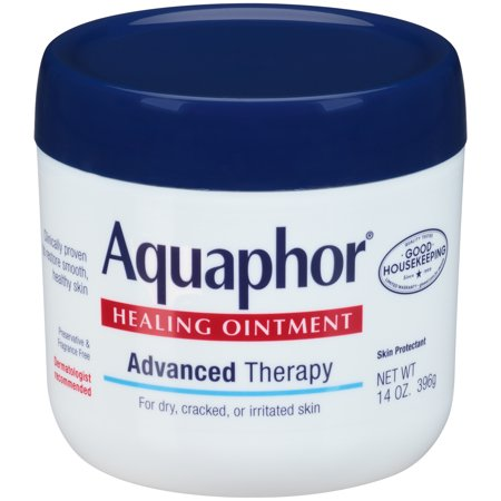Aquaphor advanced therapy healing ointment skin protectant for Tattoo cream at walmart