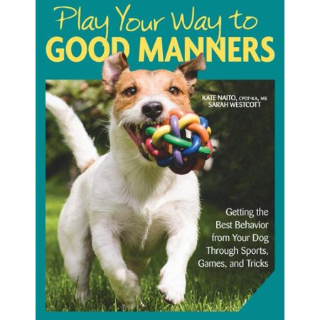 Play Your Way to Good Manners : Getting the Best Behavior from Your Dog Through Sports, Games, and
