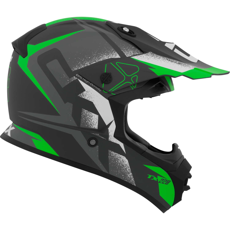 CKX Landslide TX228 Off-Road Helmet No Shield