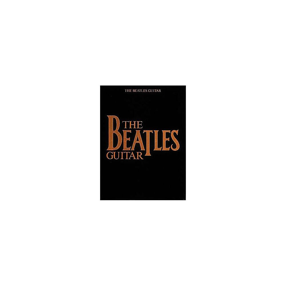 Hal Leonard The Beatles Solo Guitar Tab Arrangments Book