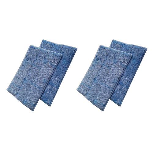 Crucial Euroflex Micro Fiber Cleaner Pad (Set of 4)