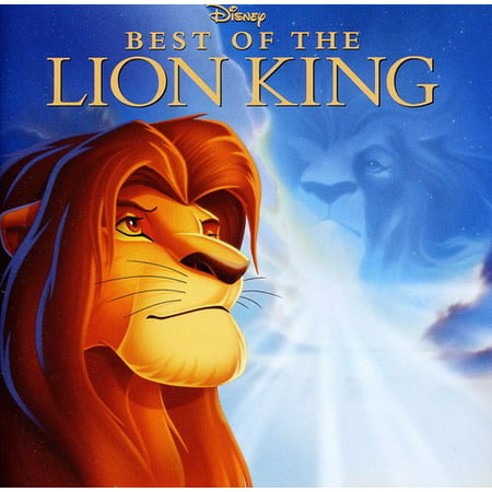 Best Of The Lion King (CD)