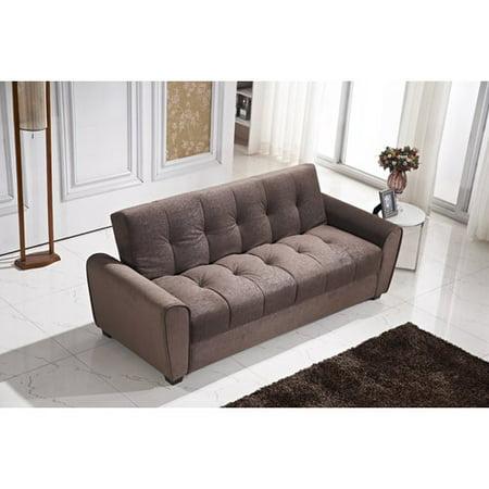 Laude Run Roosevelt Click Clack Convertible Sofa