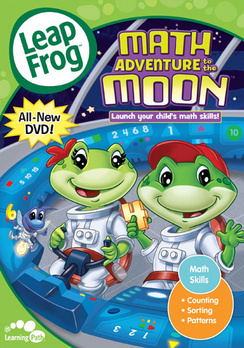 Leapfrog: Math Adventure to the Moon (DVD) by Lionsgate