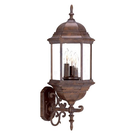 Acclaim Lighting Madison 3 Light Outdoor Wall Mount Light Fixture