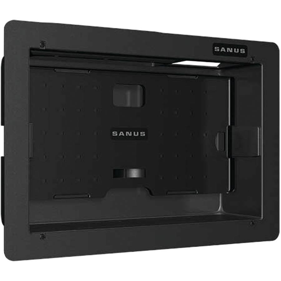 Sanus SA809-B1 Recessed Component Box, 6 Components