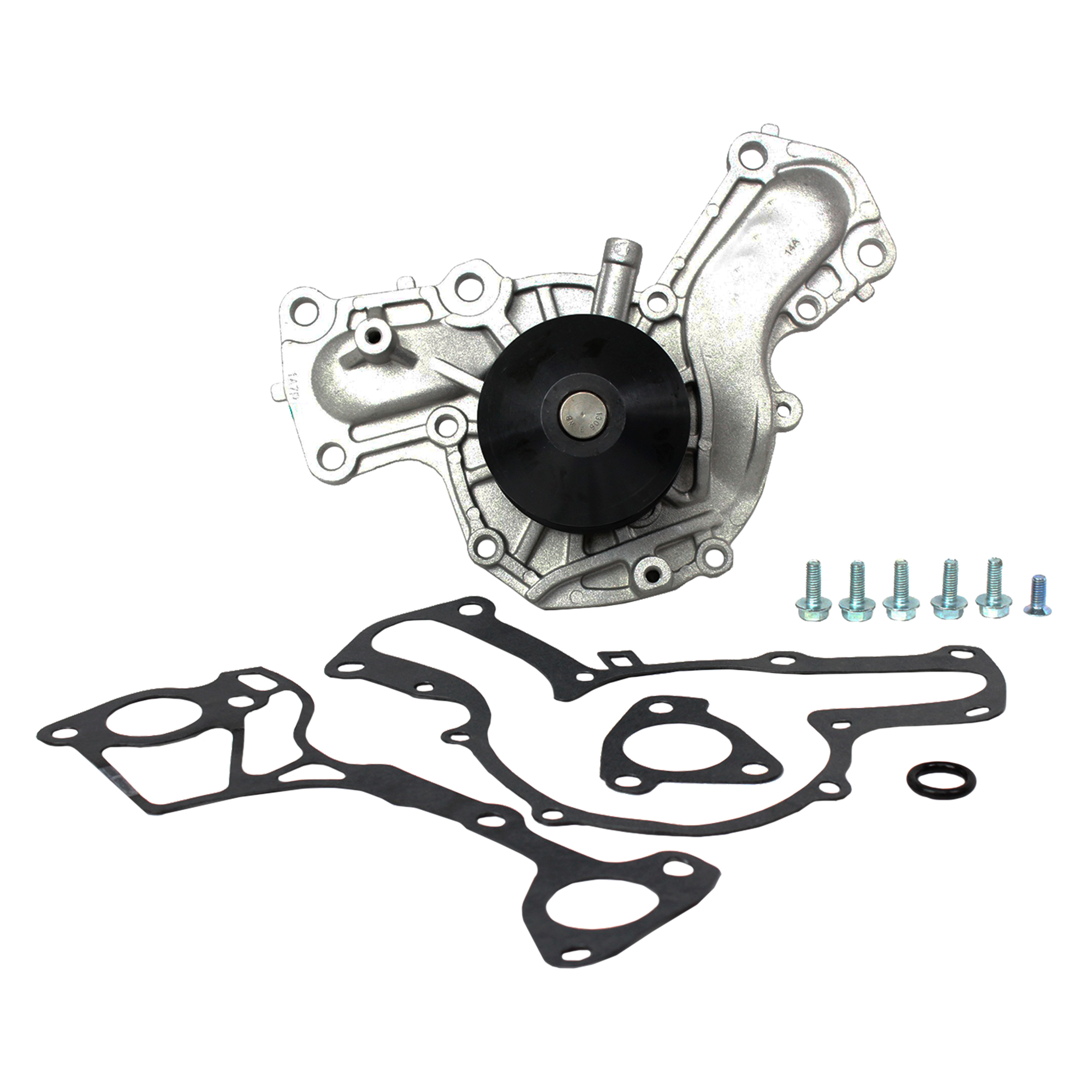 fits 01-06 Mitsubishi Montero 3.8L-V6 Standard Engine Water Pump-Water Pump