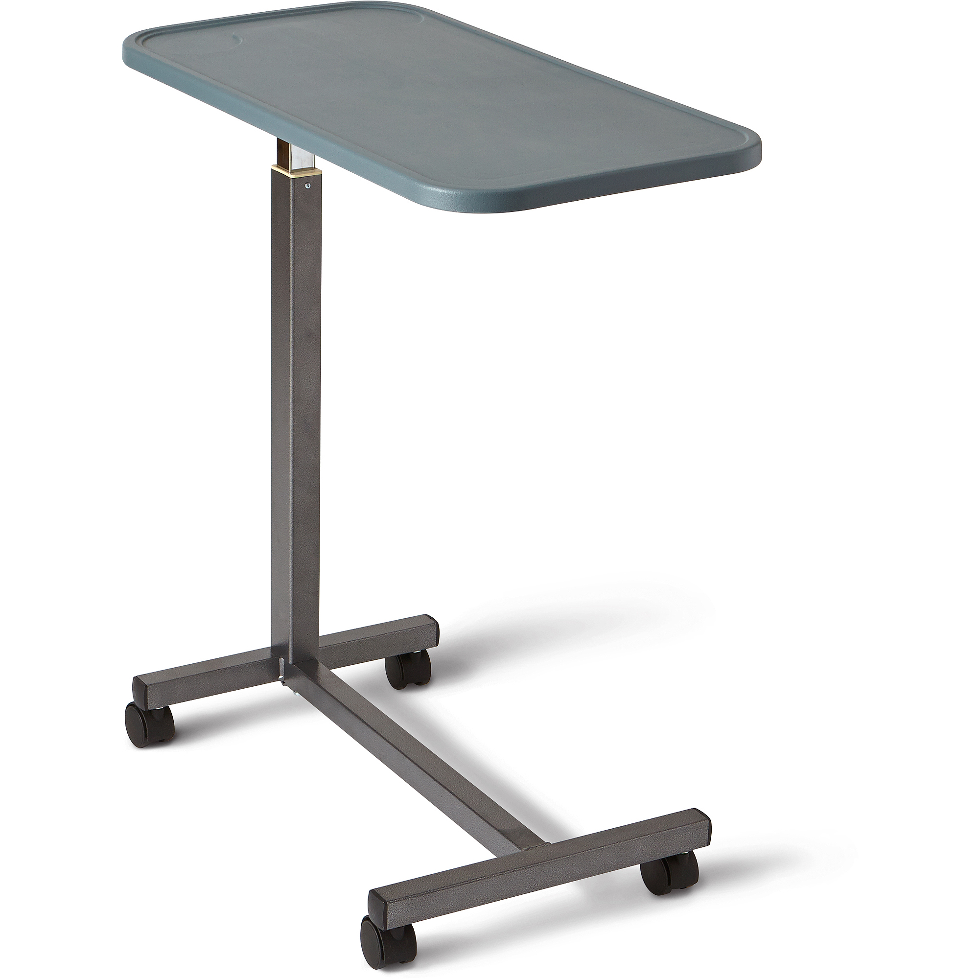 dp health purpose drive top com tilt multi amazon with split care medical overbed walnut personal tray table